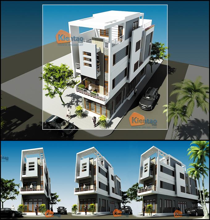 Thư viện tổng hợp 365 mẫu thiết kế kiến trúc nhà đẹp phong cách mới nhất - 2