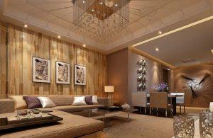 Thiết kế nội thất phòng khách và 5 cách tạo điểm nhấn bạn nên biết - 3