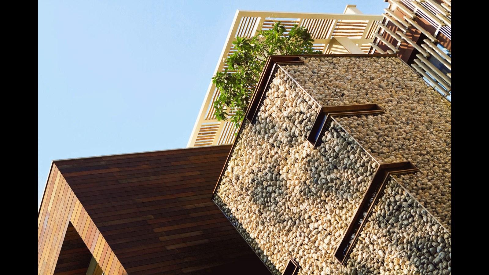 Mẫu nhà biệt thự phố hiện đại ấn tượng với nét đẹp kiến trúc hình khối - 7