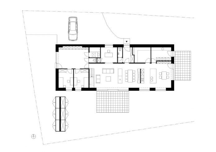Cái nhìn hiện đại cho biệt thự đẹp ốp gỗ 14