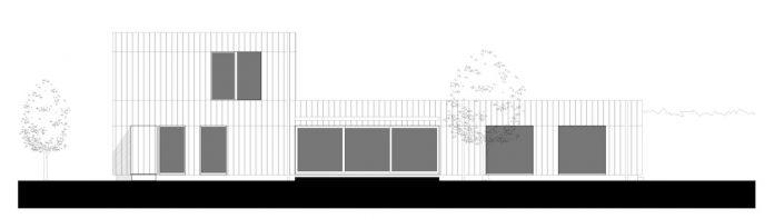 Cái nhìn hiện đại cho biệt thự đẹp ốp gỗ 17