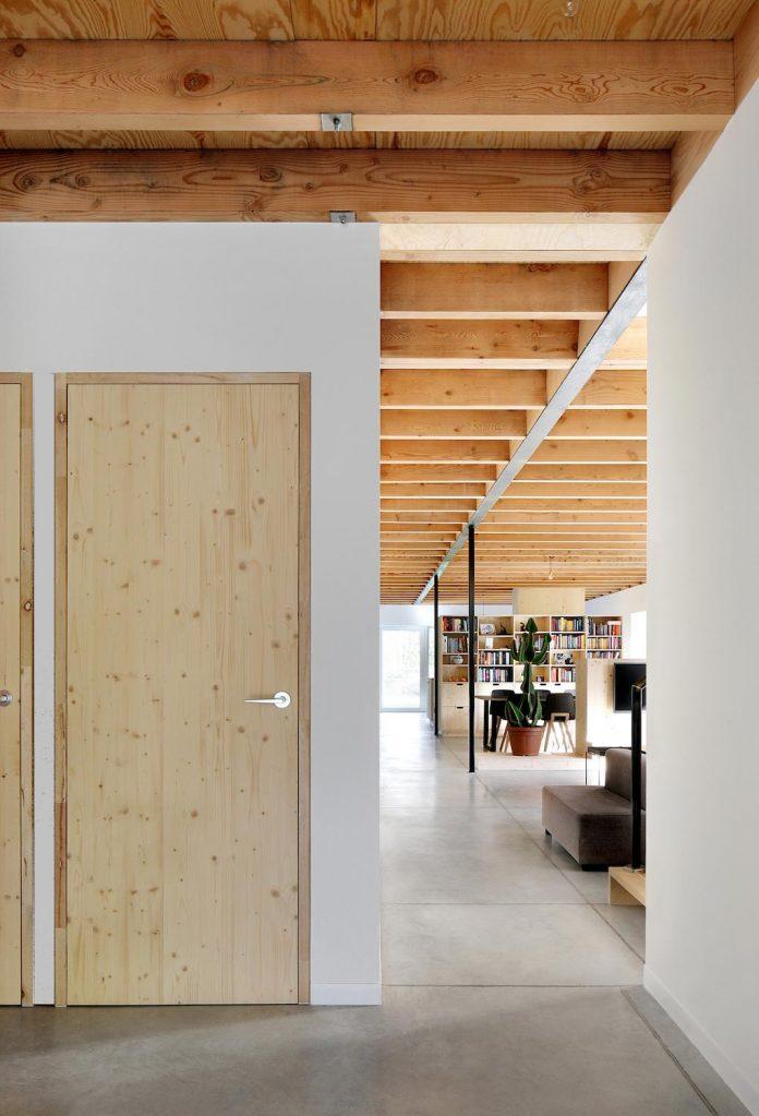 Cái nhìn hiện đại cho biệt thự đẹp ốp gỗ 6