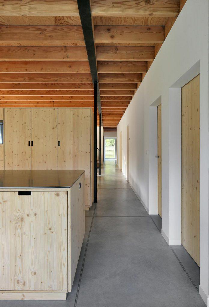 Cái nhìn hiện đại cho biệt thự đẹp ốp gỗ 8