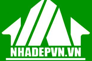 Logo Mẫu thiết kế nhà đẹp VN - nhadepvn.vn