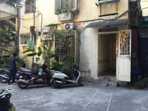 Cải tạo không gian nội thất nhà ống ở Hà Nội