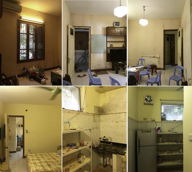 Giới thiệu công trình cải tạo không gian nội thất nhà ống đẹp ở Hà Nội - 2