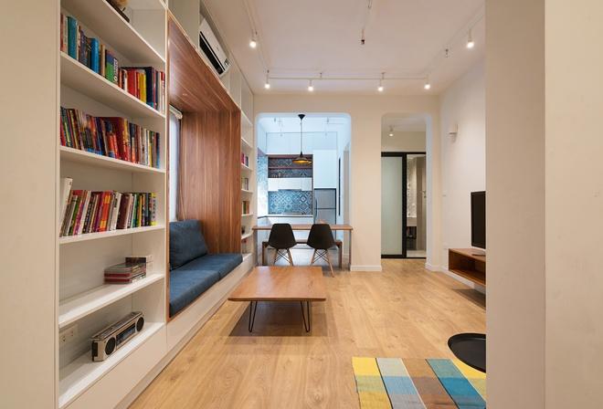 Giới thiệu công trình cải tạo không gian nội thất nhà ống đẹp ở Hà Nội - 3