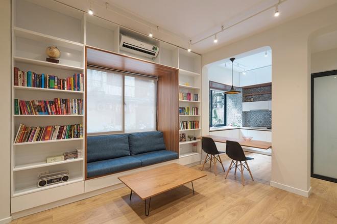 Giới thiệu công trình cải tạo không gian nội thất nhà ống đẹp ở Hà Nội - 4