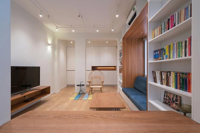 Giới thiệu công trình cải tạo không gian nội thất nhà ống đẹp ở Hà Nội - 5