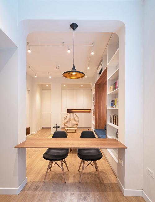 Giới thiệu công trình cải tạo không gian nội thất nhà ống đẹp ở Hà Nội - 6