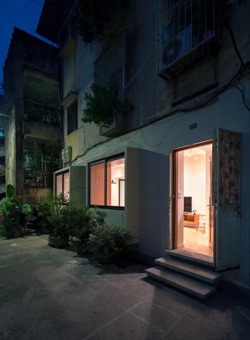 Giới thiệu công trình cải tạo không gian nội thất nhà ống đẹp ở Hà Nội - 7