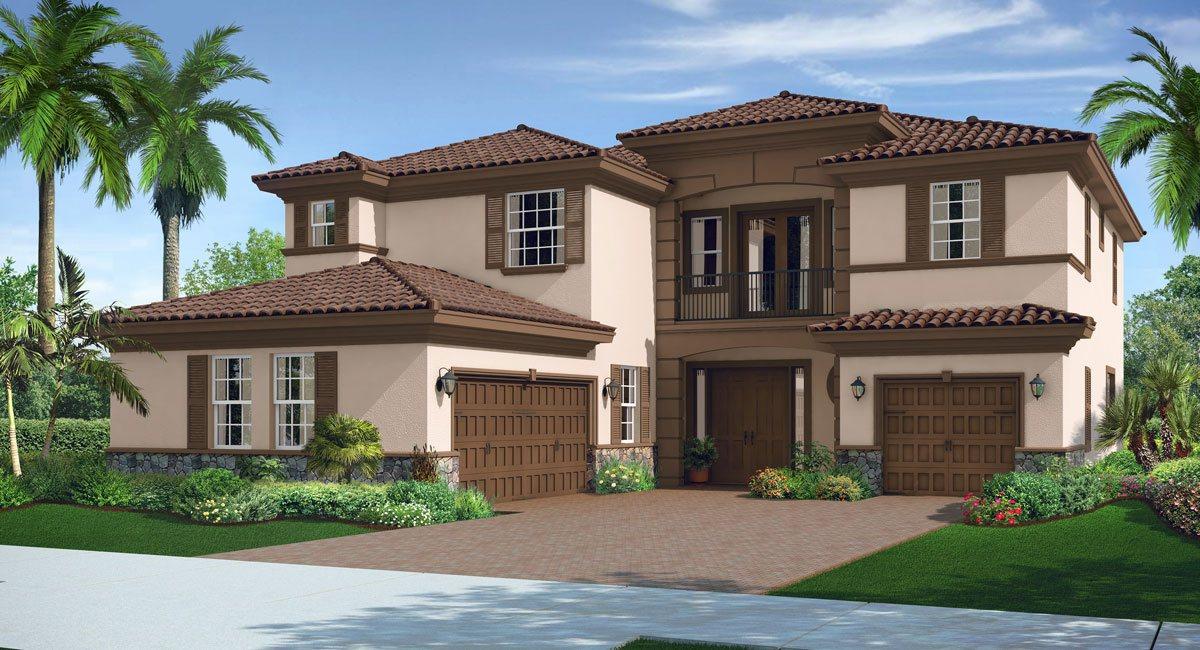 Giới thiệu mẫu nhà biệt thự 2 tầng kiến trúc và nội thất đẹp - 1