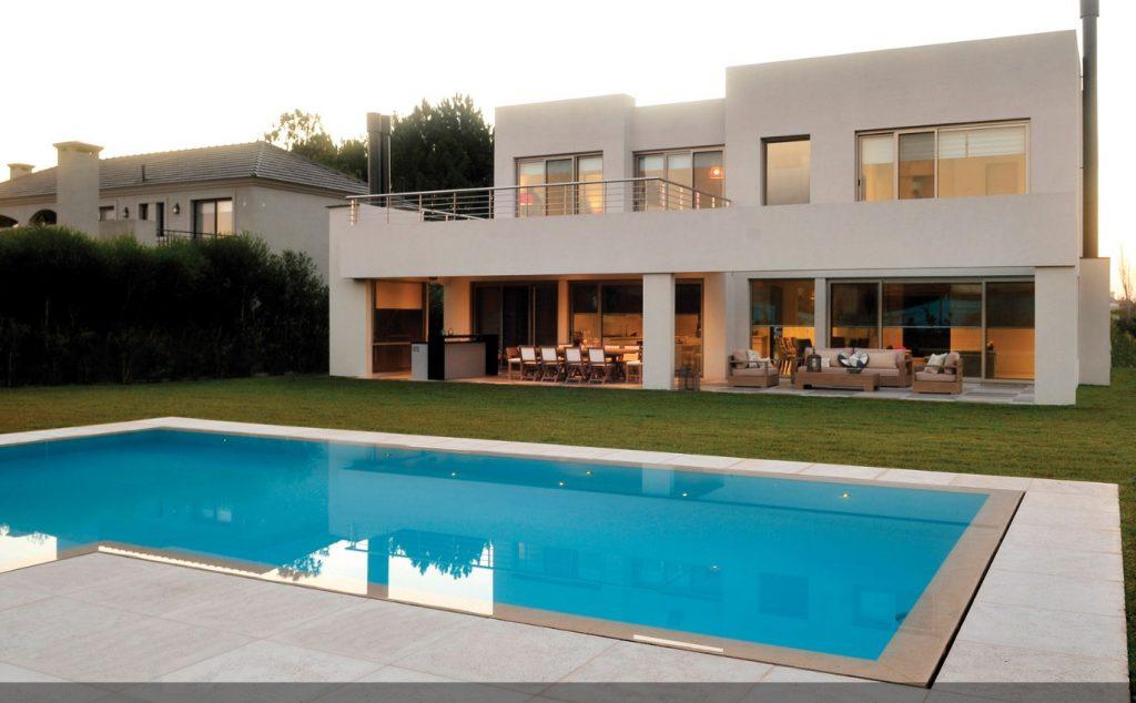 Biệt thự 2 tầng hiện đại đẹp lung linh có bể bơi - 02