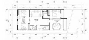 Nhà biệt thự 2 tầng đẹp hiện đại nhẹ nhàng giản dị - 3
