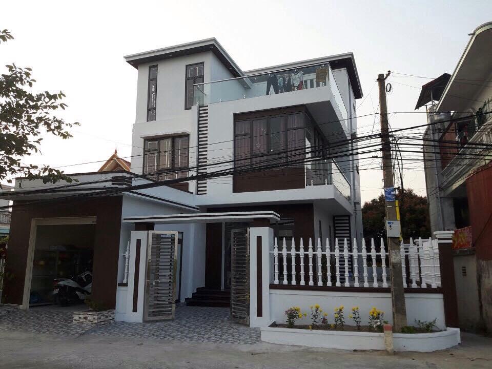 Mẫu biệt thự 3 tầng có nội thất đẹp ở Lạng Sơn - 1