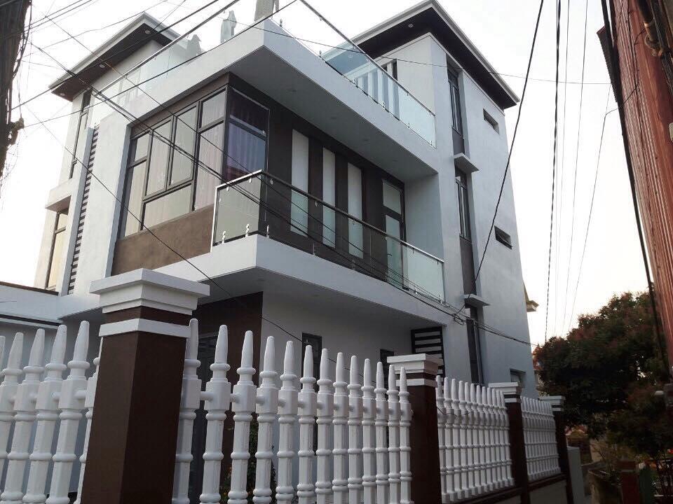 Mẫu biệt thự 3 tầng có nội thất đẹp ở Lạng Sơn - 2