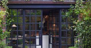 Mẫu thiết kế sân vườn tiểu cảnh không gian nhà ống- Ảnh 01
