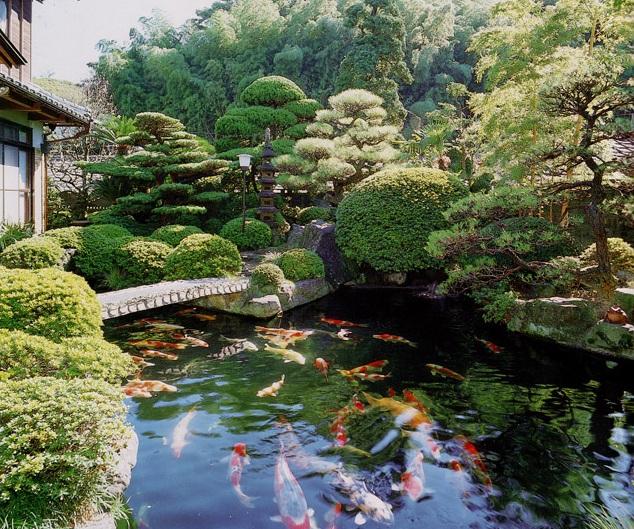 Thiết kế sân vườn đẹp hợp phong thủy - Ảnh 2