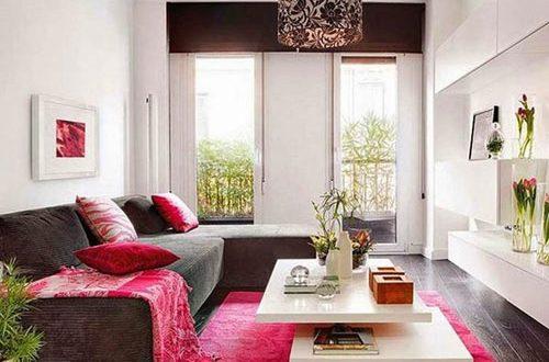 Thiết kế nội thất phòng khách trong căn nhà phố đẹp- Ảnh 03