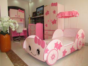 Tư vấn thiết kế nội thất phòng ngủ trẻ em- Ảnh 02