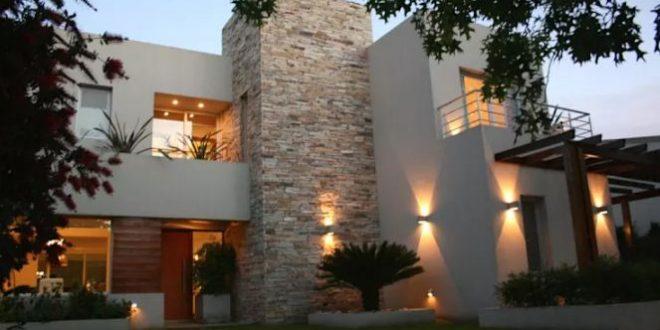 Biệt thự 2 tầng cực đẹp cực hiện đại