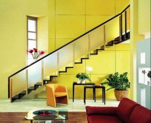 Những mẫu cầu thang đẹp cho nhà ống.02
