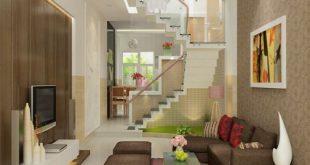 Những mẫu cầu thang đẹp cho nhà ống.06