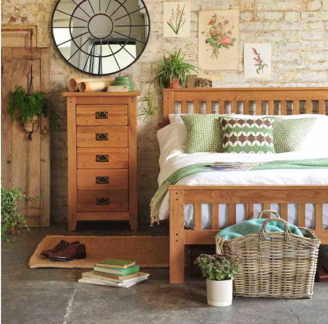 Nội thất phòng ngủ đẹp lung linh cho biệt thự. 3