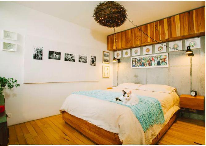 Nội thất phòng ngủ đẹp lung linh cho biệt thự. 4