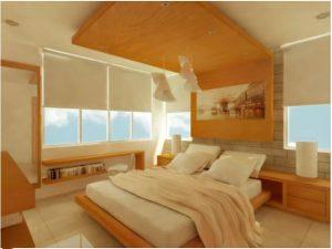Nội thất phòng ngủ đẹp lung linh cho biệt thự. 5
