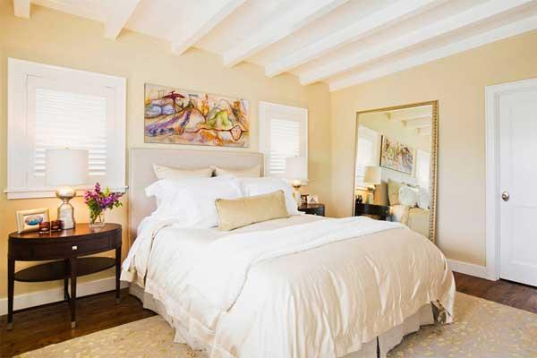 Nội thất phòng ngủ đẹp lung linh cho biệt thự. 6