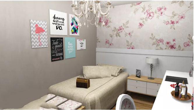 Nội thất phòng ngủ đẹp lung linh cho biệt thự