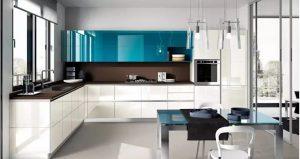 căn bếp hiện đại trong không gian nhà đẹp. 3