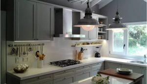 căn bếp hiện đại trong không gian nhà đẹp. 4