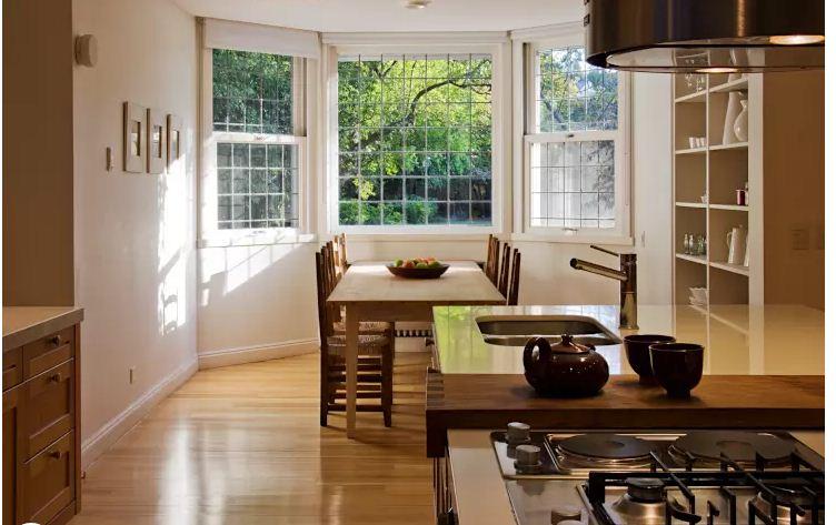 căn bếp hiện đại cho không gian nhà đẹp. 6
