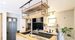 Thiết kế bếp đẹp hiện đại cho nhà ống nhỏ