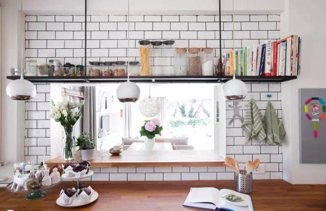 Sáng tạo không gian bếp cho nhà ống hiện đại. 4