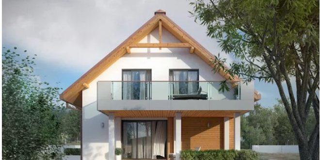 4 mẫu thiết kế nhà đẹp hiện đại ấn tượng. 2