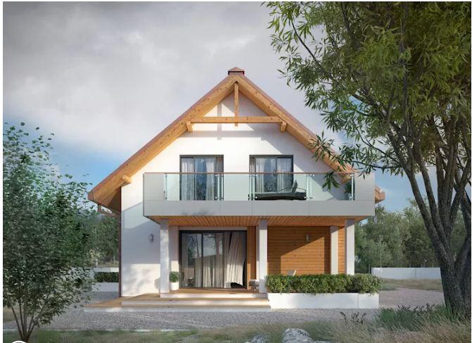 4 mẫu thiết kế nhà đẹp hiện đại ấn tượng kiểu nhà vườn 2