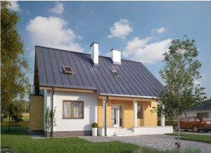 4 mẫu thiết kế nhà đẹp hiện đại ấn tượng. 13