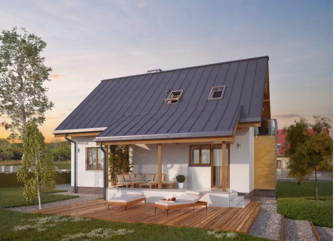 4 mẫu thiết kế nhà đẹp hiện đại ấn tượng. 14
