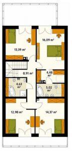 4 mẫu thiết kế nhà đẹp hiện đại ấn tượng. 4
