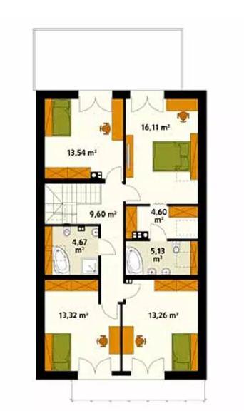 4 mẫu thiết kế nhà đẹp hiện đại ấn tượng. 8