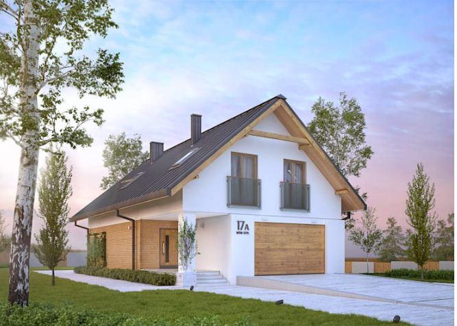 4 mẫu thiết kế nhà đẹp hiện đại ấn tượng kiểu nhà vườn. 9