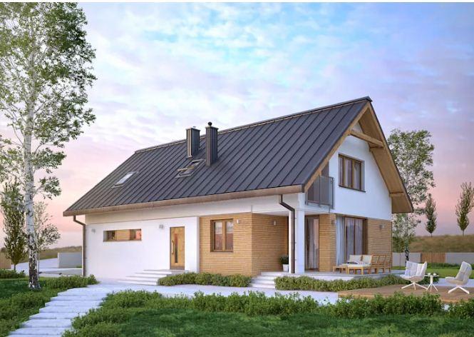 4 mẫu thiết kế nhà đẹp hiện đại ấn tượng. 10