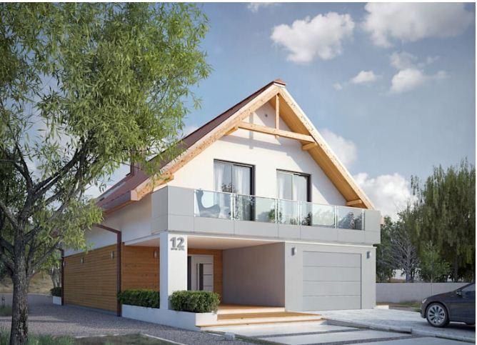4 mẫu thiết kế nhà đẹp hiện đại ấn tượng kiểu nhà vườn. 1