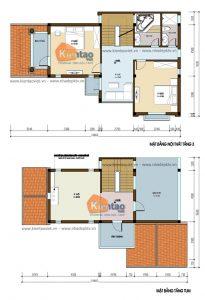 Biệt thự 4 tầng 12x15m cho nhà 3 thế hệ. 3