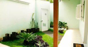 Thiết kế vườn sau cho nhà ống đẹp mê ly. 2