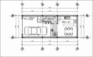 Nhà ống 4 tầng đẹp cho 3 thế hệ 4x12,5m. 2