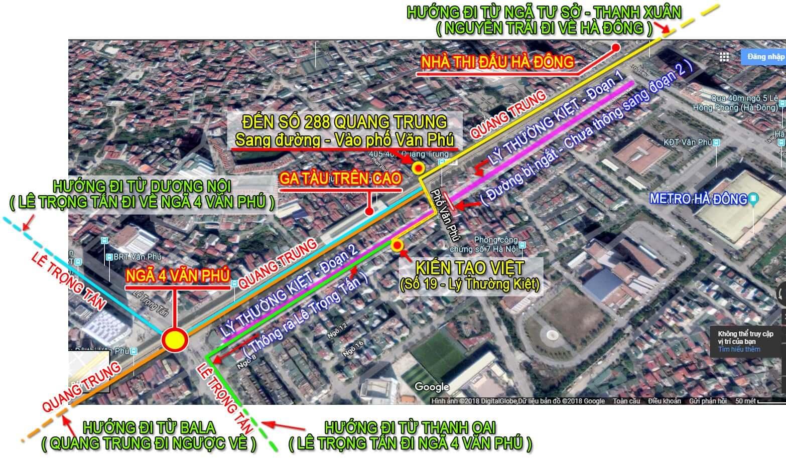 BẢN ĐỒ GOOGLE MAP ĐẾN NHADEPVN.VN
